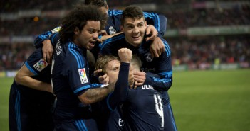 Hasil Pertandingan Granada vs Real Madrid, Skor 1-2